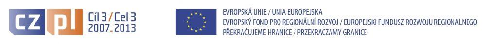 logotyp Program Operacyjny Współpracy Transgranicznej Republika Czeska - Rzeczpospolita Polska 2007-2013